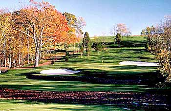 Hole #1 - Links at Gettysburg